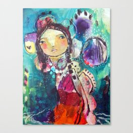 Serendipity Canvas Print