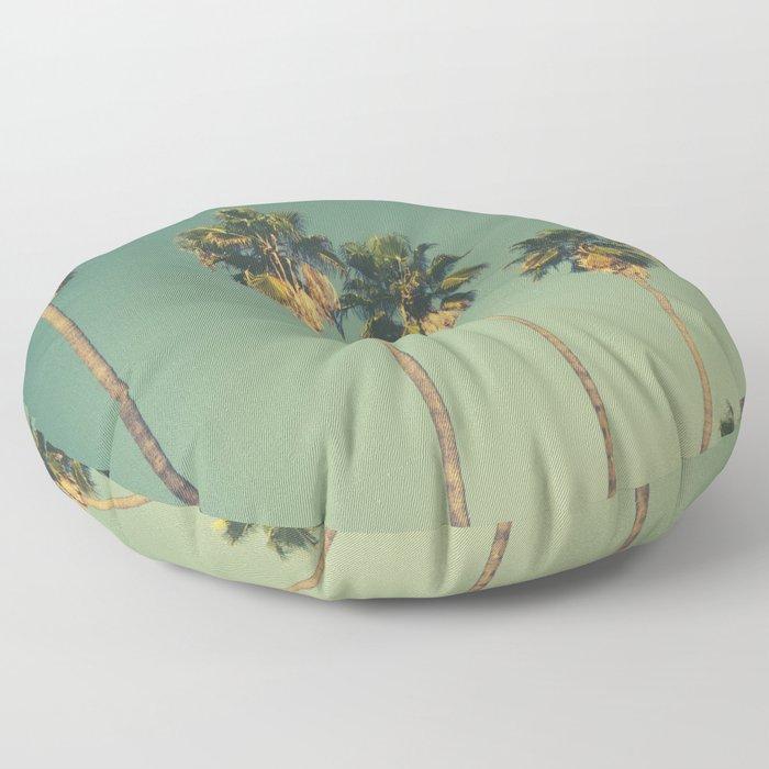 Hollywood Summer Floor Pillow
