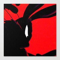 space jam Canvas Prints featuring Space Jam by 2coolstuff