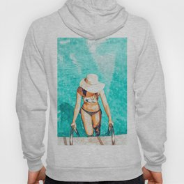 Pool Fashion #painting #fashion Hoody