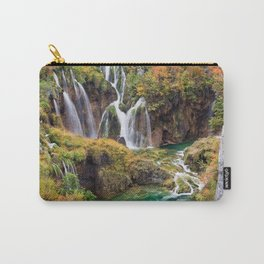 Plitvice Lakes National Park in Croatia Carry-All Pouch