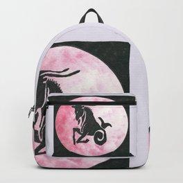 Capricorn - Zodiac sign Backpack