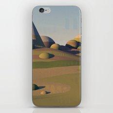Geometric Landscape iPhone & iPod Skin