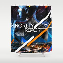 Visions of the Future :: Minority Report Shower Curtain