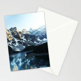 Mountain Glory Stationery Cards