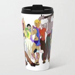 Pride Parade Travel Mug