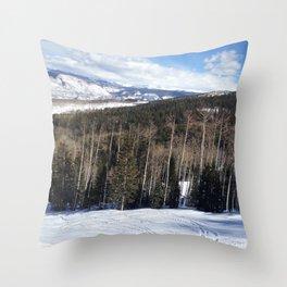 Forevergreen Throw Pillow