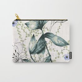 Floral fields upclose Carry-All Pouch