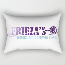 Frieza's Intergalactic Delivery Service Rectangular Pillow
