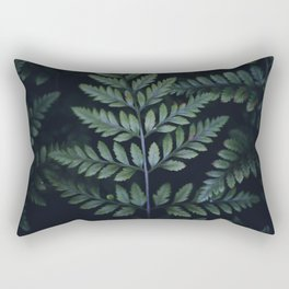 Evening Shadows Rectangular Pillow