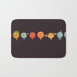 planet sun earth cute art new hot 2018 style cuteness star stars Bath Mat