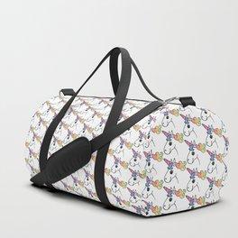 Happy Little Unicorn Duffle Bag