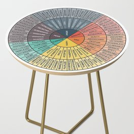Emotions Side Table