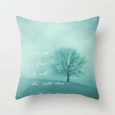 Wintertree Throw Pillow