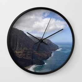 Napali 4 Wall Clock
