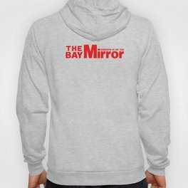 The Bay Miror Logo Hoody