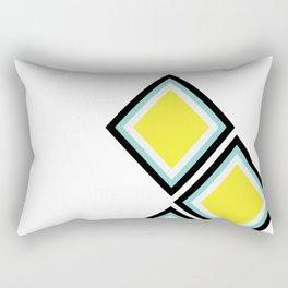 Bee in the Sky Rectangular Pillow