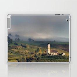 Swiss Vineyards 2 Laptop & iPad Skin