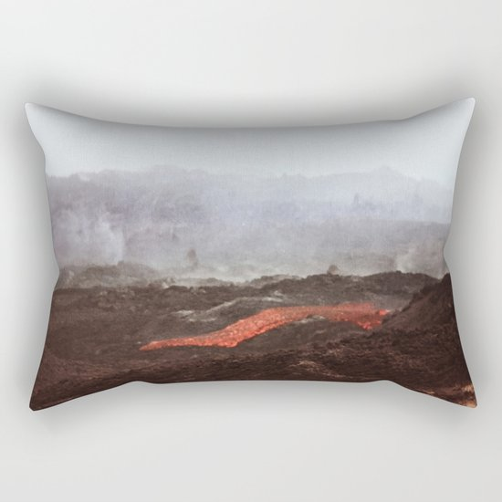 Magma Rectangular Pillow