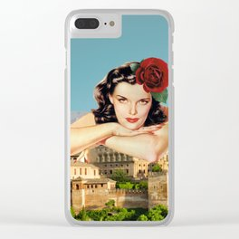 MI ALHAMBRA  Clear iPhone Case