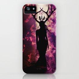 Deer Dreams iPhone Case