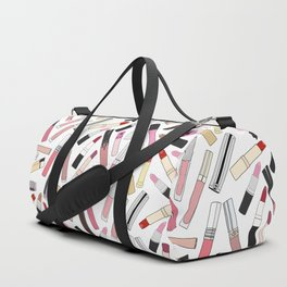 Lipstick Party - Light Duffle Bag