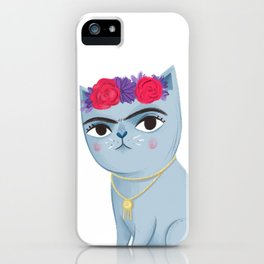 Frida Khato iPhone Case