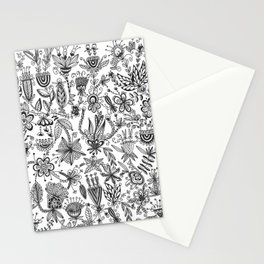 Floral Connection Stationery Cards