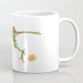 Raptor Orchid Garden Coffee Mug
