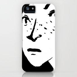 Women portrait iPhone Case