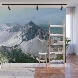 Mount Thielsen, Oregon Wall Mural