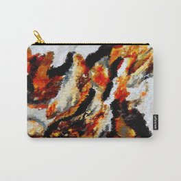 Stonescape Abstract Carry-All Pouch