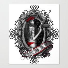 Bandido Canvas Print