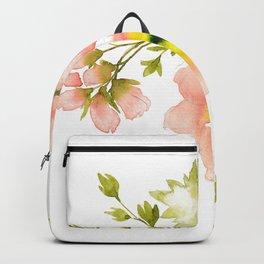Dewy Pinks Backpack