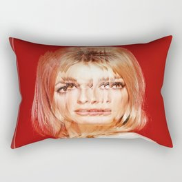 Another Portrait Disaster · S1 Rectangular Pillow