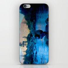 River blues iPhone & iPod Skin