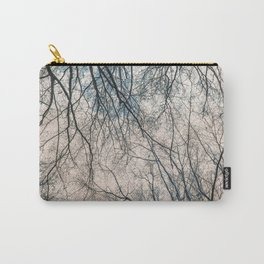 Branches abstract landscape Carry-All Pouch