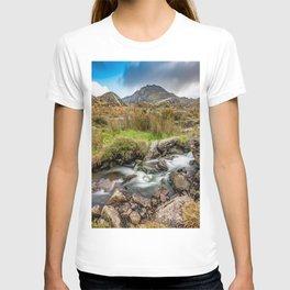 Tryfan Snowdonia National Park T-shirt