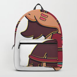 Nanny Indians Anime Manga Comic Gift Backpack