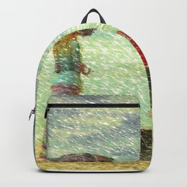 Down By The Sea Backpack