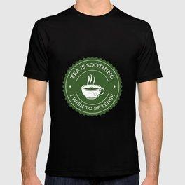 Tea Quote T-shirt