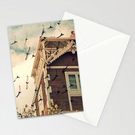Strange House Stationery Cards