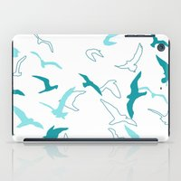 flight iPad Cases featuring Flight  by Norman Duenas