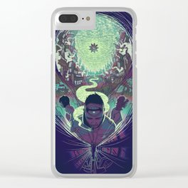 Neuromancer : Case Clear iPhone Case