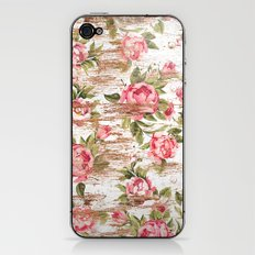 Eco Love Pattern iPhone & iPod Skin