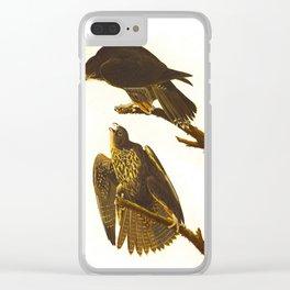 Labrador Falcon Clear iPhone Case