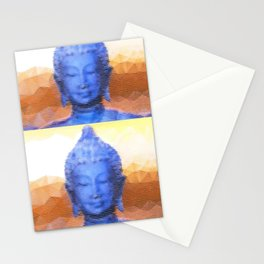 Mistic Buddha  Stationery Cards