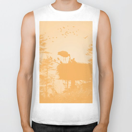 Stork Biker Tank