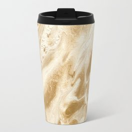 fools gold | fluid acrylics Travel Mug