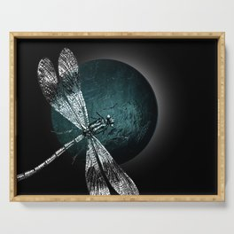 DRAGONFLY IV Serving Tray